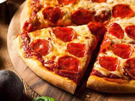 Serres Delivery Mamma`s Pizza Βενετσιάνα