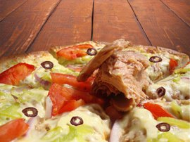 Serres Delivery Mamma`s Pizza Τόνος