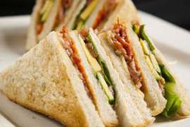 Serres Delivery Masiseto Club Sandwich Light