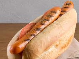 Serres Delivery Masiseto Hot Dog ψητό